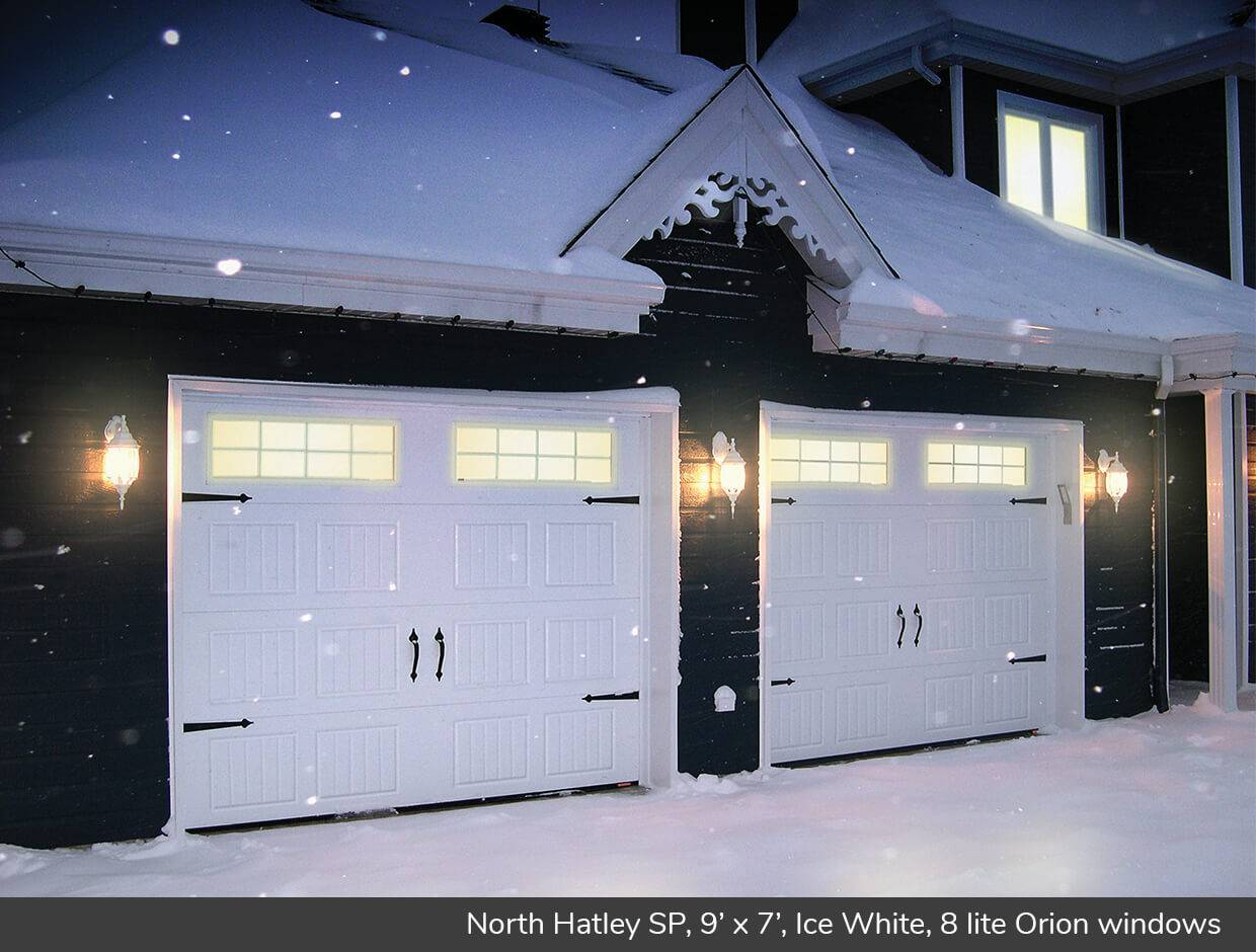 North Hatley SP, 9' x 7', Ice White, Orion 8 lite windows